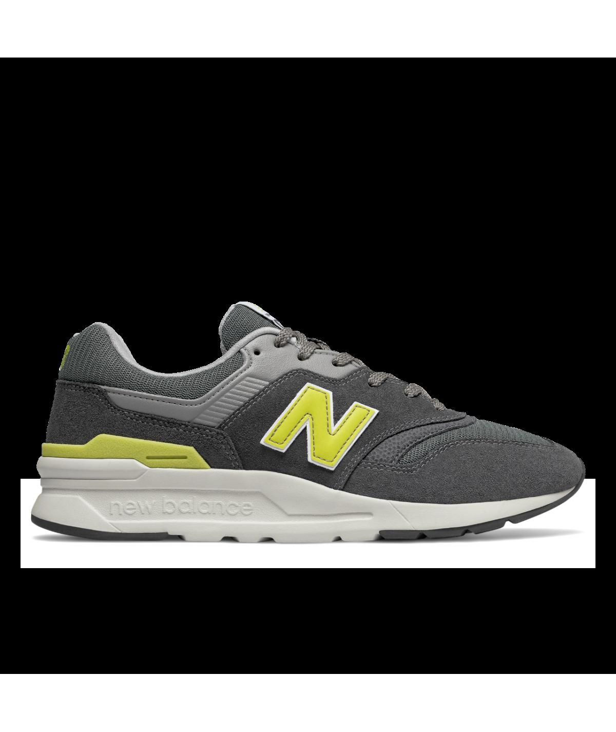 New Balance 997 HDJ Sneaker uomo grigio