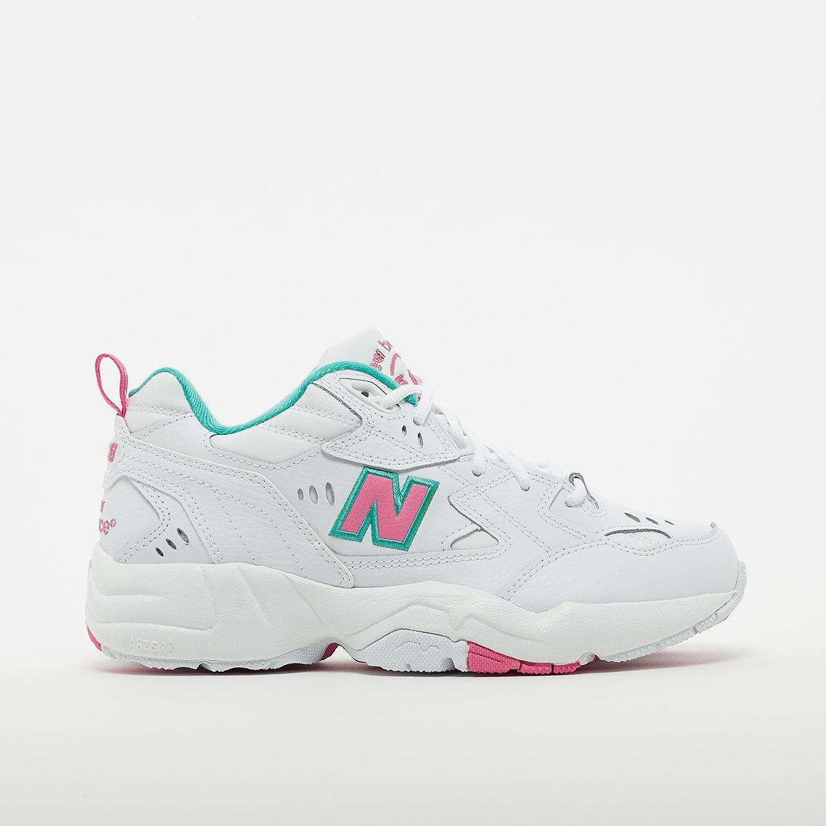 New Balance 608 WT1 Sneaker damen weiß rosa