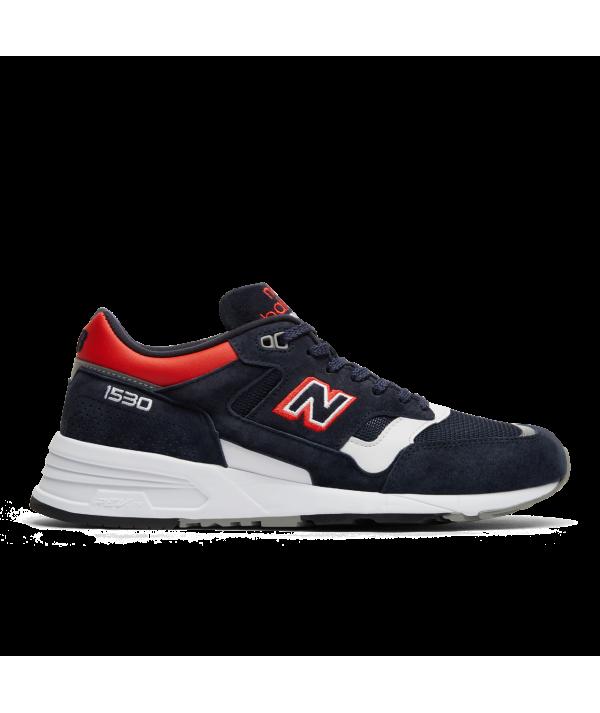 New Balance 1530 NWR Sneaker men blue red