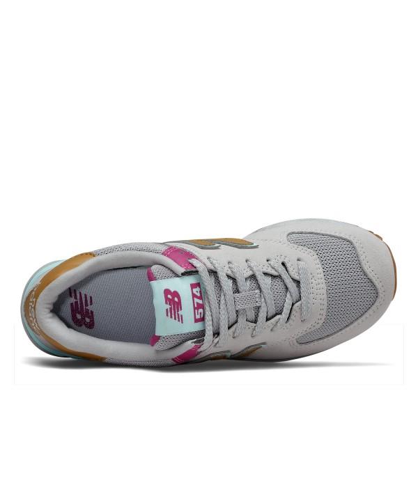 New Balance 574 ATA sneaker donna grigia