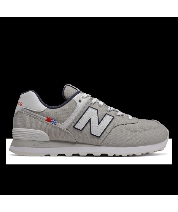 New Balance 574 SOO Sneaker uomo grigio