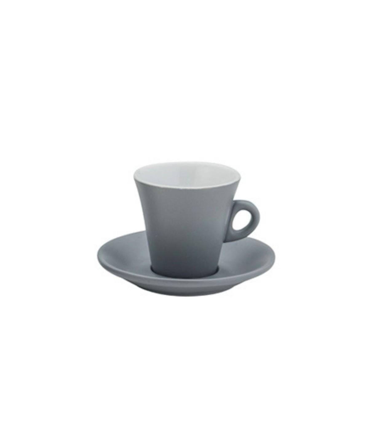 Tazzina da caffè grigia...