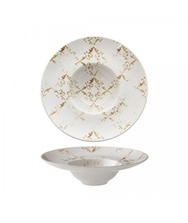 Piatto fondo pastabowl in porcellana Corinto set 6 pezzi- Morini