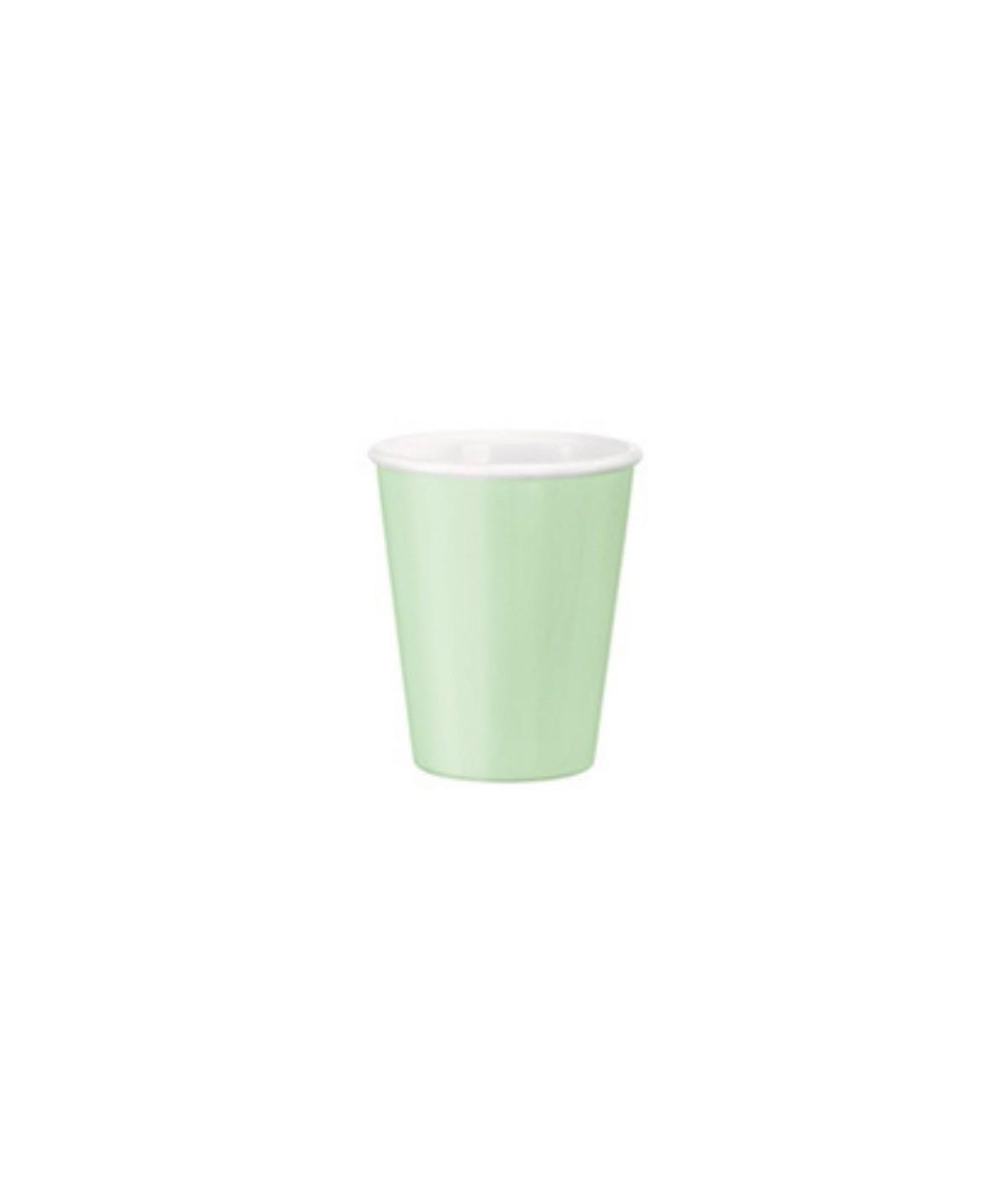 Bicchieri da thè verdi...
