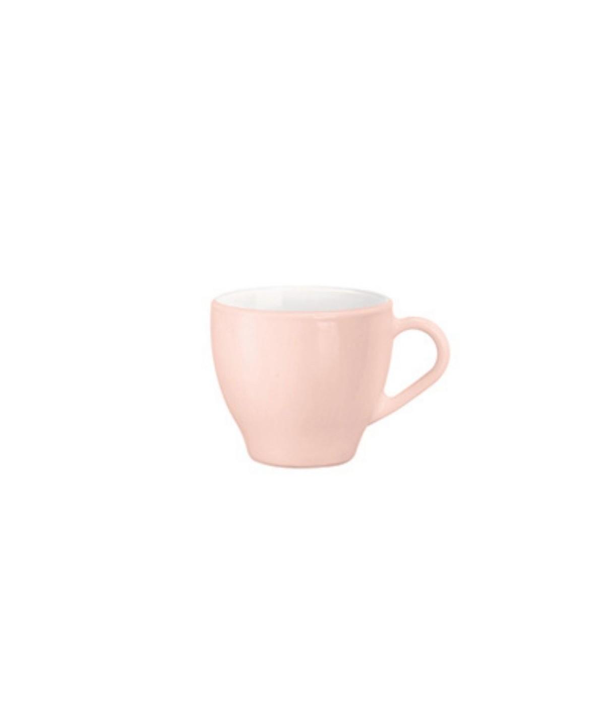 Tazze da thè rosa Aromateca...