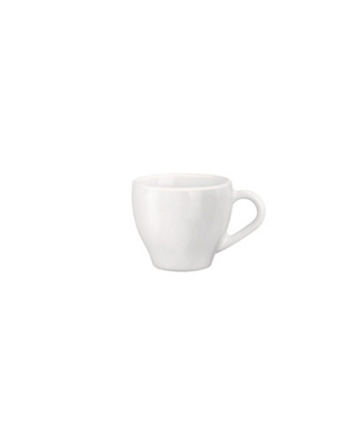 Tazzine da caffè bianche...