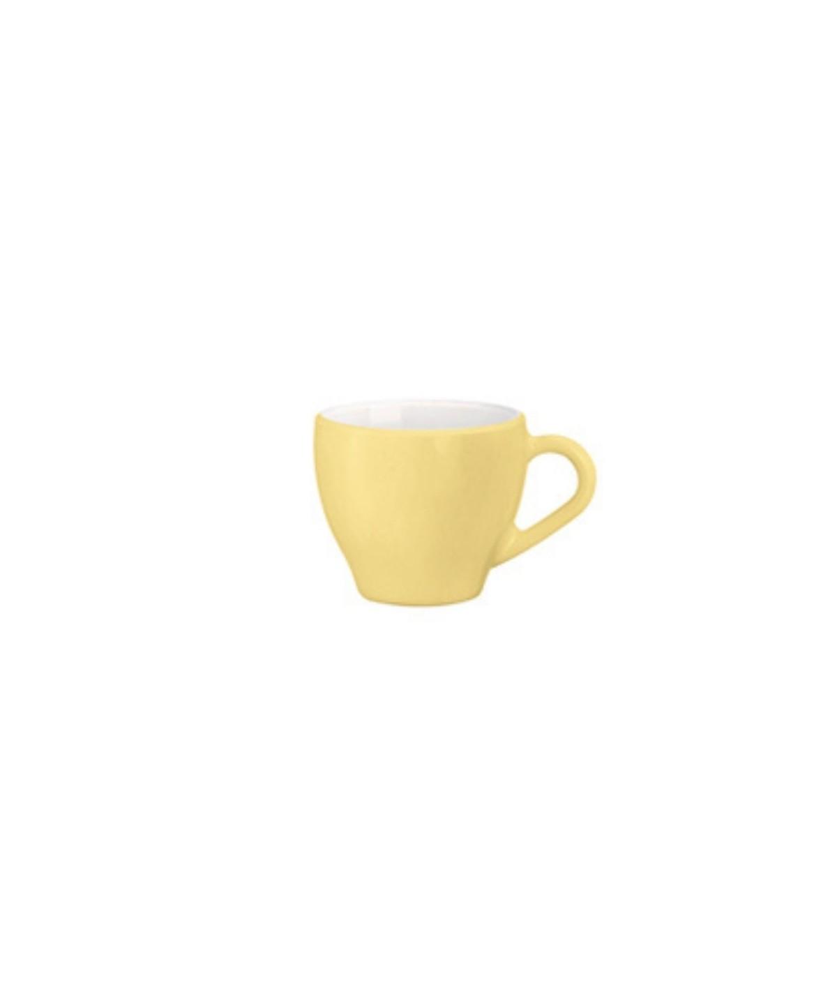 Tazzine da caffè gialle...