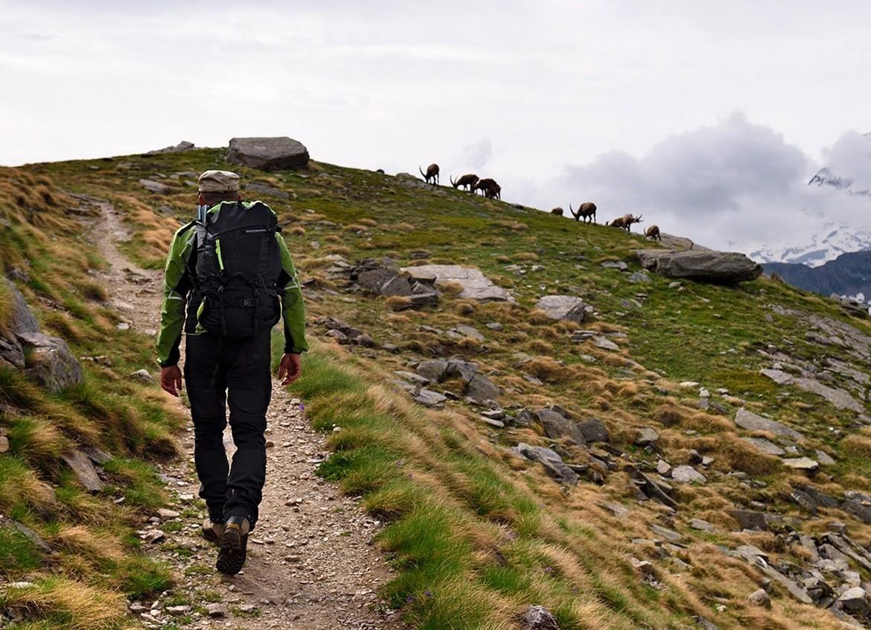Scegliere le scarpe da Trekking